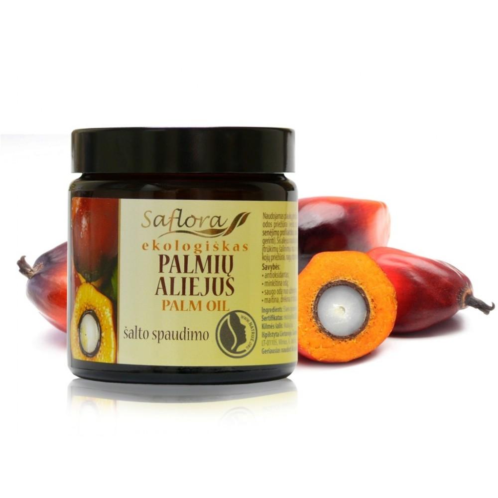 Palmių aliejus, 100 ml | kanoshop.lt
