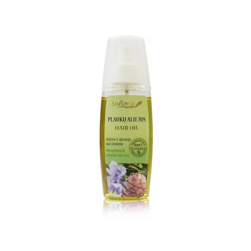 Natūralus plaukų aliejus 100 ml | kanoshop.lt
