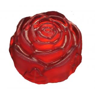 Rankų darbo muilas Rožė 90 g | kanoshop.lt