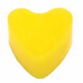 Bananas - Rankų darbo muilas širdelė 70 g
