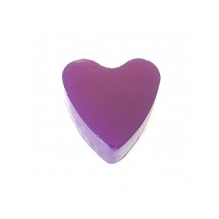 Rankų darbo muilas širdelė Vynuogė Kano Cosmetics 70 g