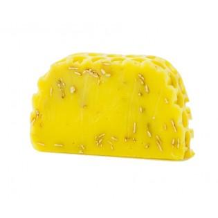 Rankų darbo muilas medus su pienu 100 g | kanoshop.lt
