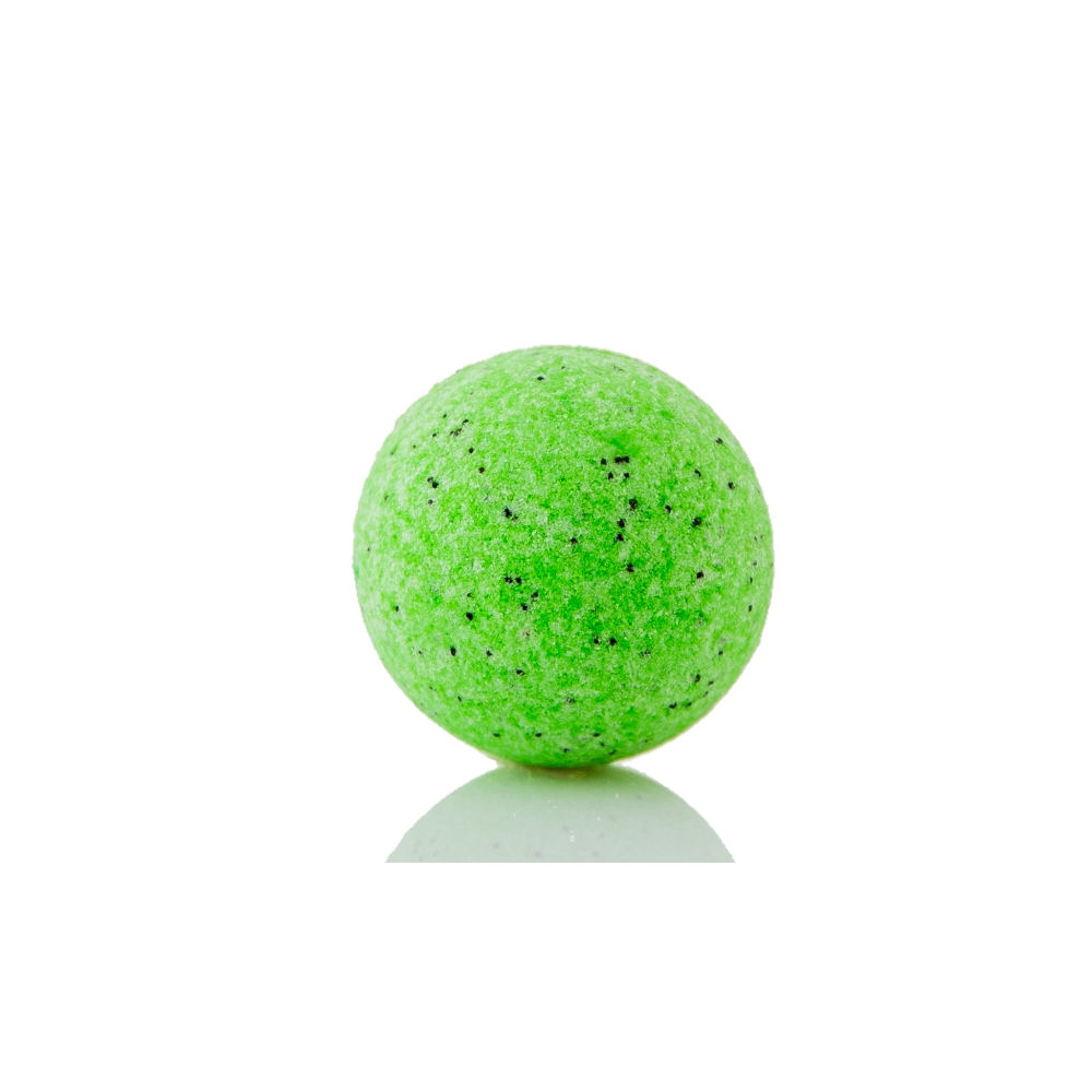 Jūros druskos burbulas Kivi 120 g| kanoshop.lt