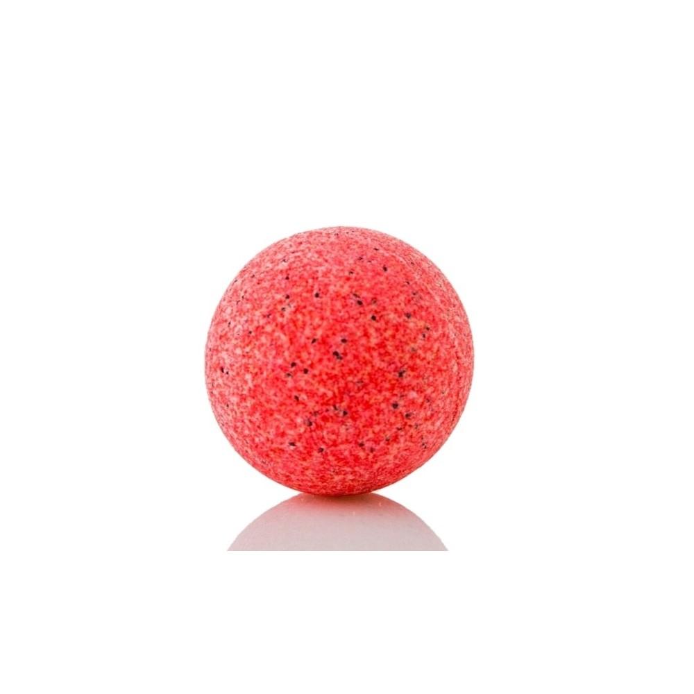 Jūros druskos burbulas Braškė 120 g | kanoshop.lt