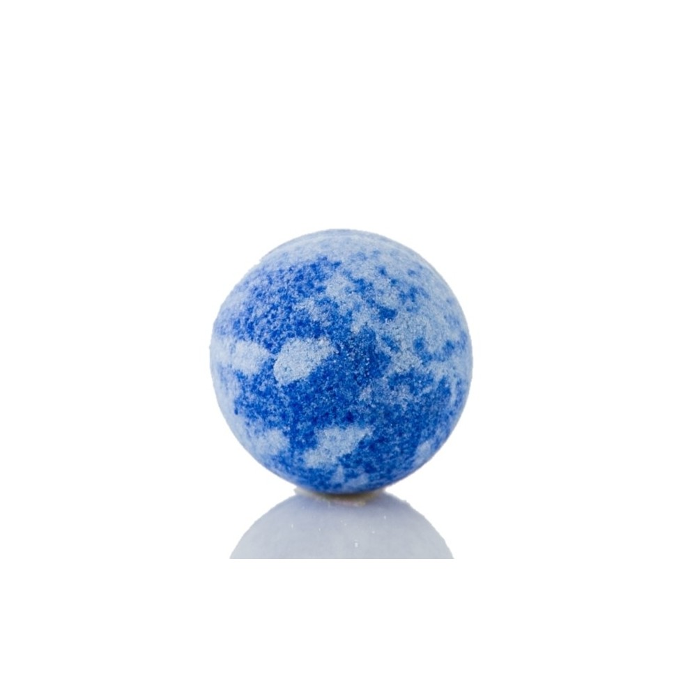 Jūros druskos burbulas Miško uogos 120 g