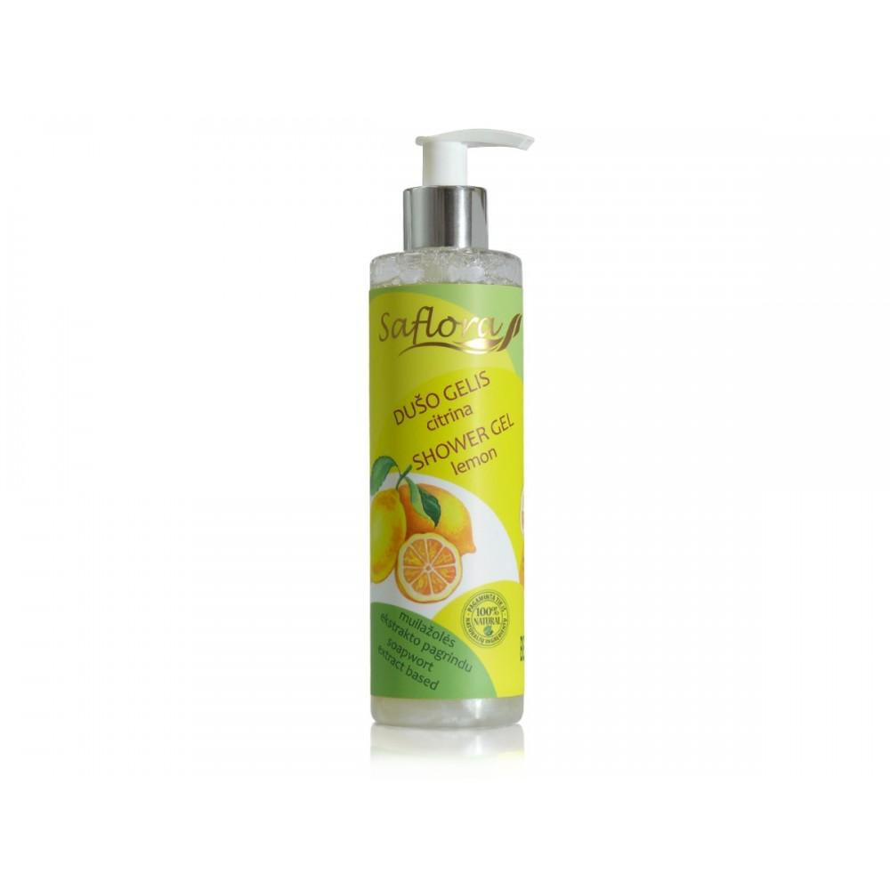 Natūrali dušo želė Citrina 250 ml | kanoshop.lt