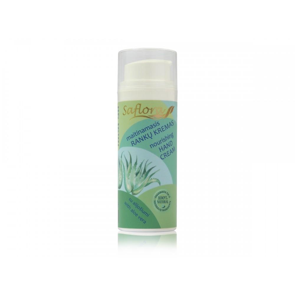 Aloe natūralus rankų kremas 50 ml   kanoshop.lt