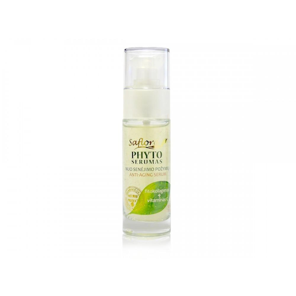 Phyto serumas veidui su fitokolagenu ir vitaminu C 30 ml | kanoshop.lt