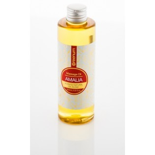 Masažo aliejus Amalia 200 ml | kanoshop.lt