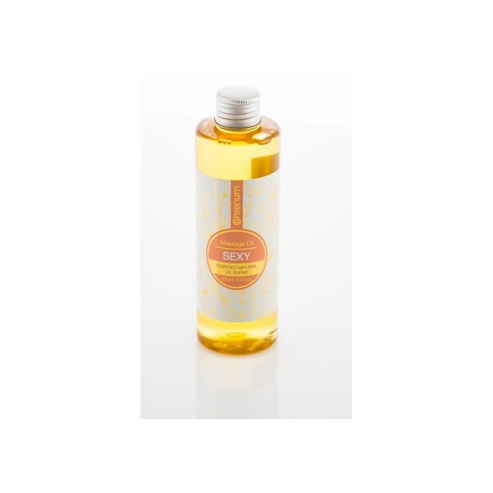 Masažo aliejus Intriga 200 ml | kanoshop.lt